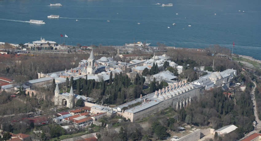 Topkapı Palace Helicopter Tour Istanbul